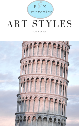 art styles new cover