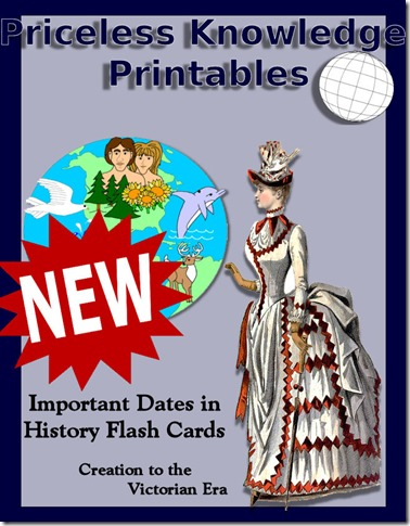 NEW Important Dates Flash Cover NOW