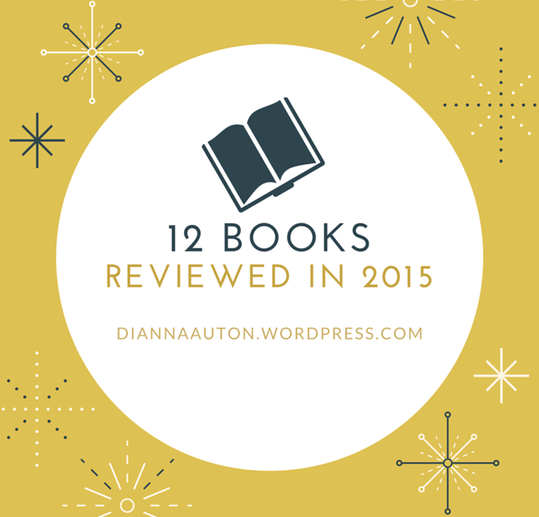 12 Favorite Books Reviewed in2015
