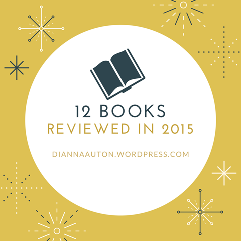 12 Books Reviewed in 2015