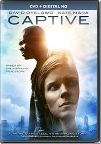 Captive DVD review &giveaway