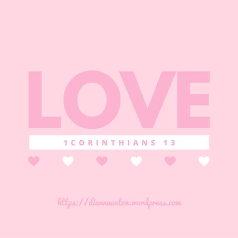 1Corinthians 13