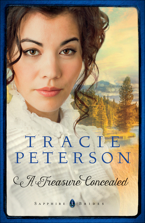 A Treasure Concealed by Tracie PetersonReview