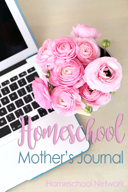 homeschool-mothers-journal