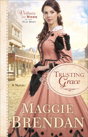 Trusting Grace by Maggie Brendanreview