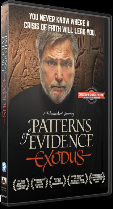 patterns of evidence exodus
