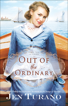 Out of the Ordinary by Jen Turanoreview